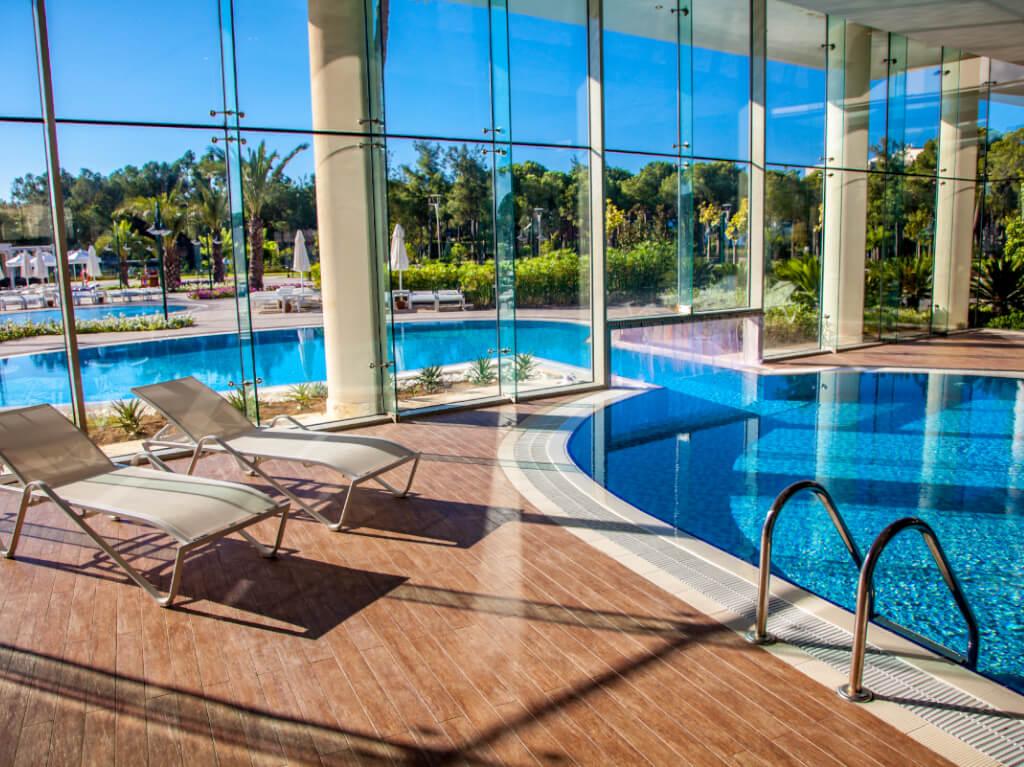 pool ducting